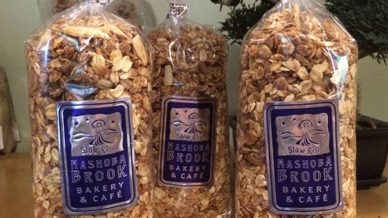 Slow Rise Bakery granola