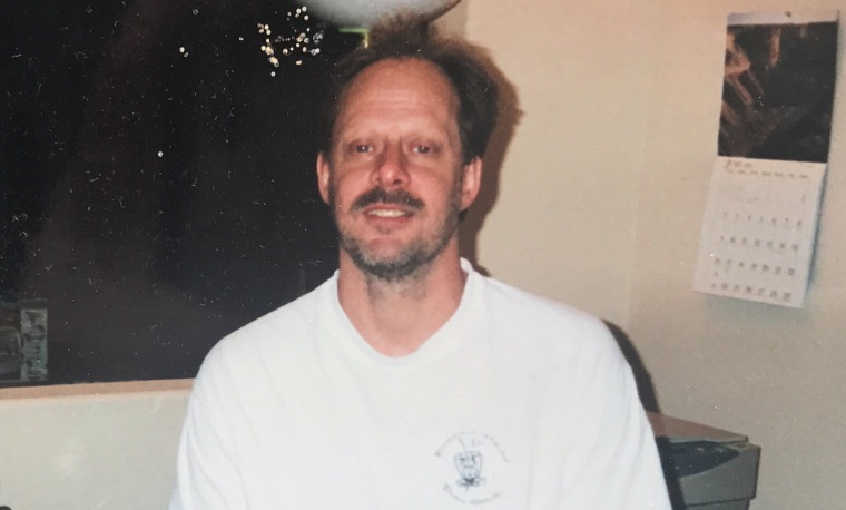 Image: Stephen Paddock the suspect in the Las Vegas shooting