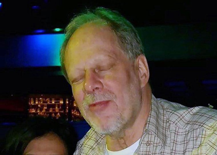 Image: Stephen Paddock, the suspect in the Las Vegas shooting