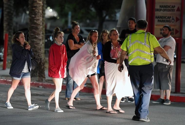 Image: Mass Shooting At Mandalay Bay In Las Vegas