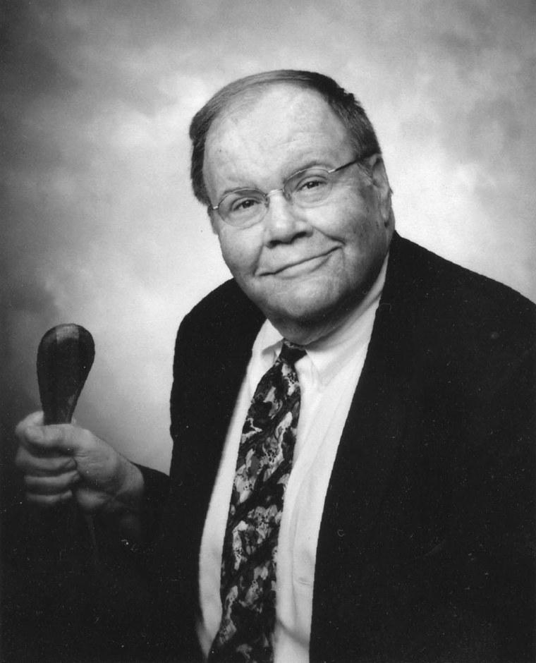 Psychiatrist John E. Fryer