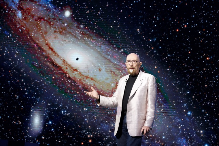 Image: Theoretical physicist Kip Thorne
