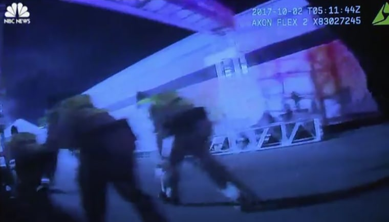 Image: Watch Body Camera Video From Las Vegas Shooting
