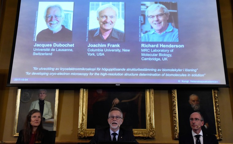 Image: Nobel Prize for Chemistry