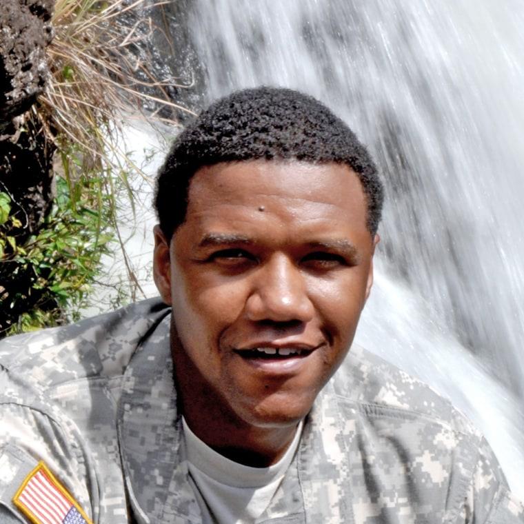Sgt. 1st Class Charleston Hartfield