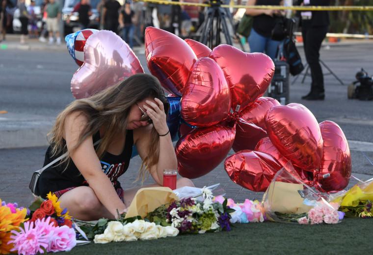 Image: Las Vegas Vigil