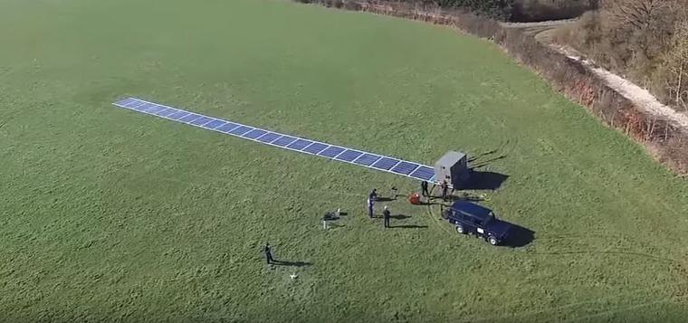 Image: Renovagen solar panels