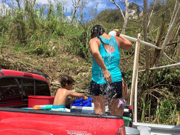 Image: Water Shortage in Puerto Rico