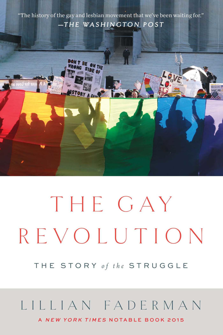 Image: 11 Books For LGBTQ History Month