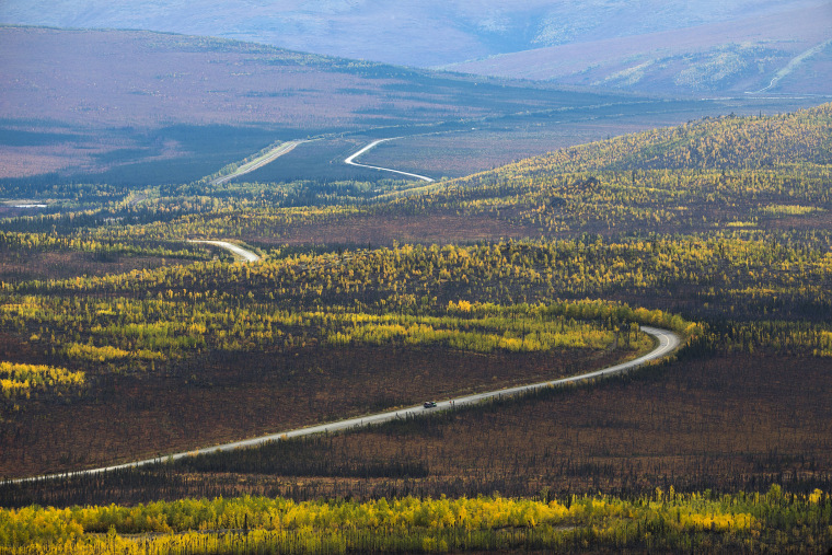 Image: The Dalton Highway; America's Loneliest Road