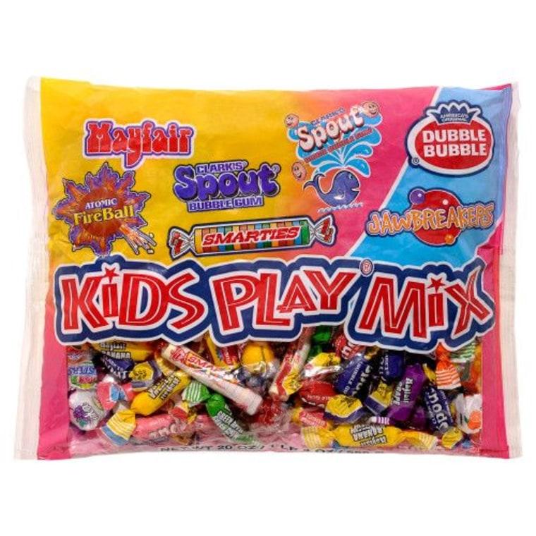 Fun mix snack pack