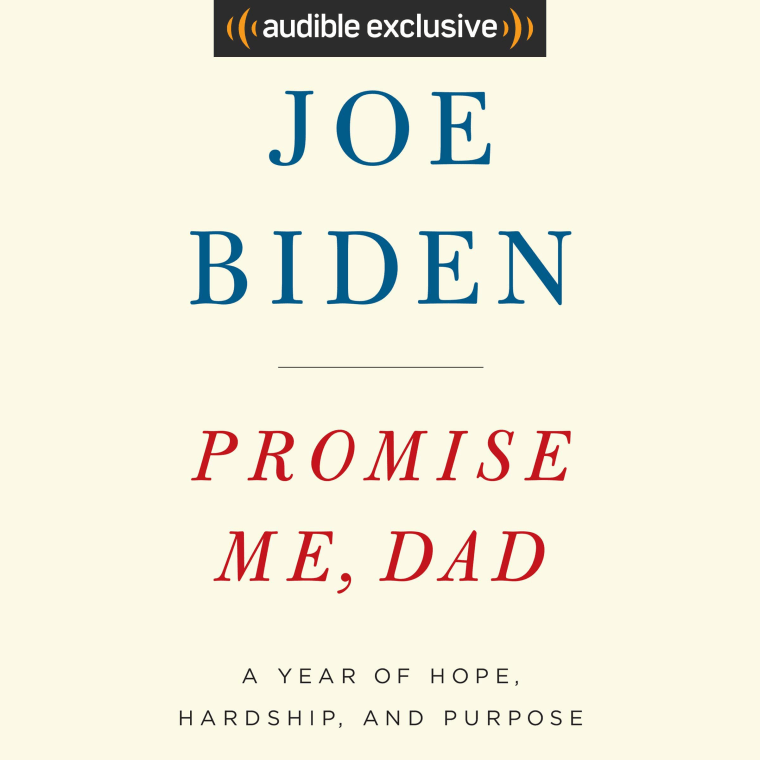 The former vice president has recorded an audio version of his upcoming memoir.