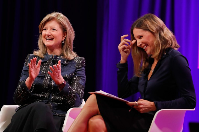 Fortune Most Powerful Women Summit - Day 2, Arianna Huffington, repeats