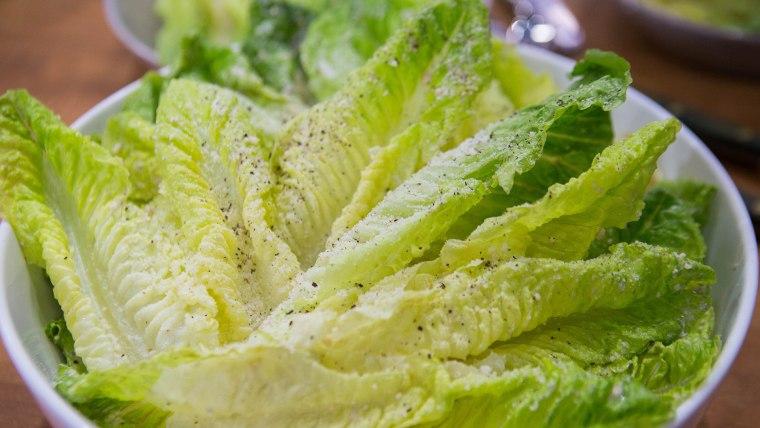 Missy Robbins' Semi-Healthy Caesar