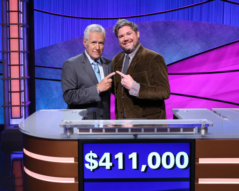 Jeopardy!' champ Austin Rogers would prefer you not call him