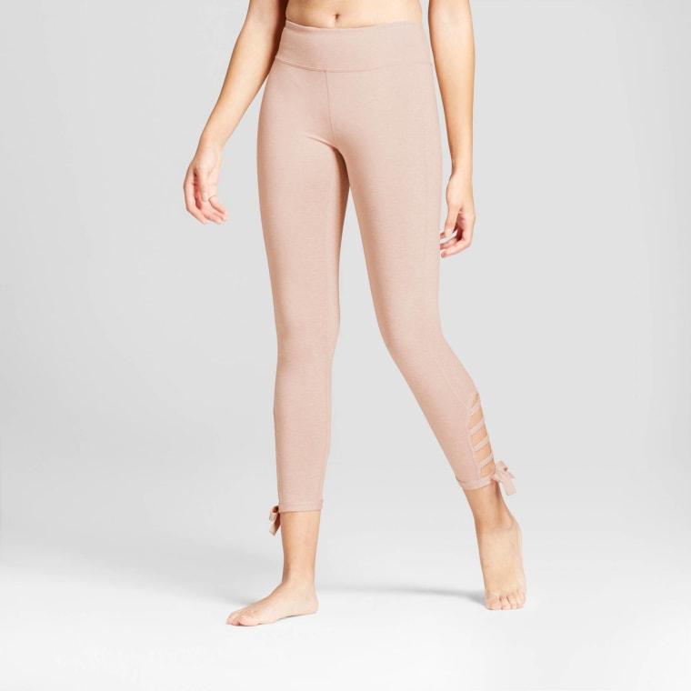 JoyLab Women's 7/8 Comfort Side Tie Leggings