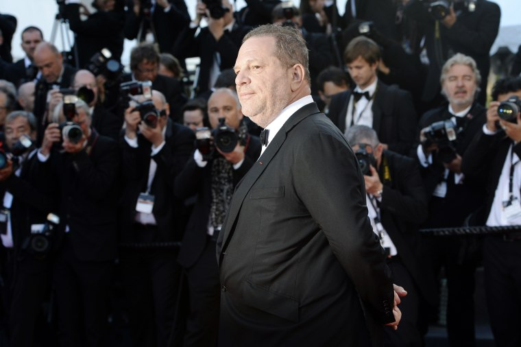 Image: Harvey Weinstein in 2013