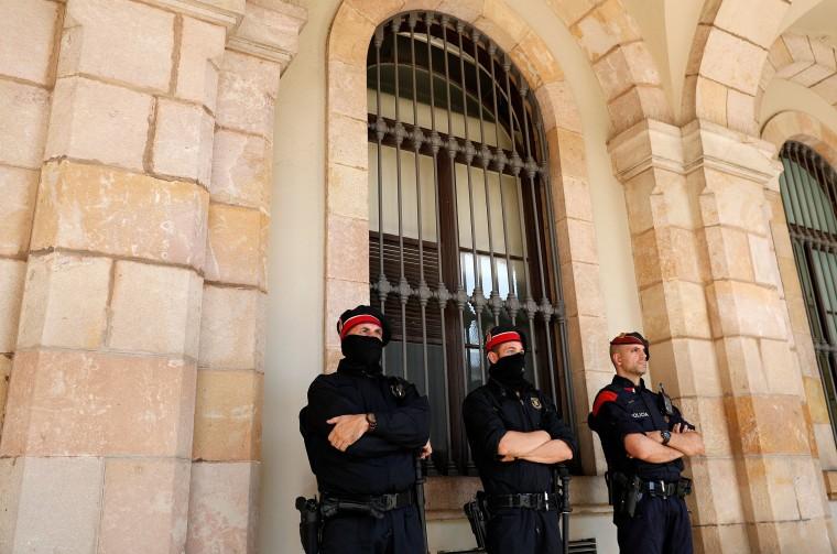 Image: Mossos d'Esquadra