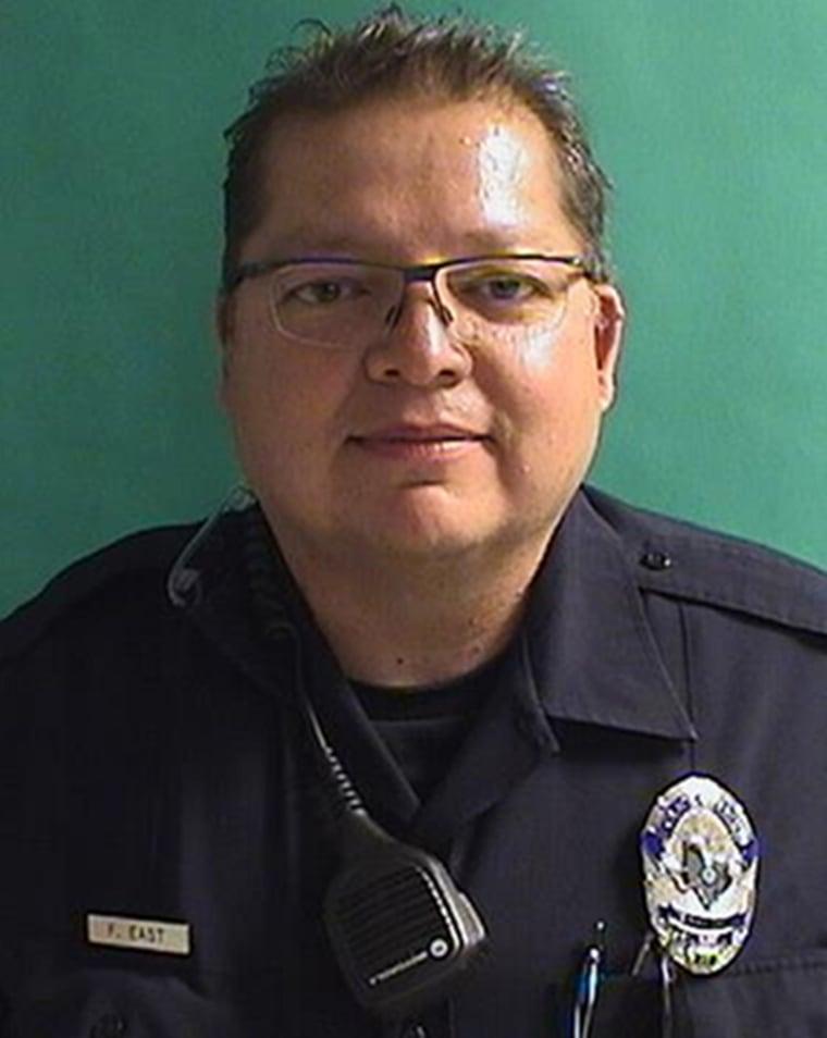 Image: Officer Floyd East Jr