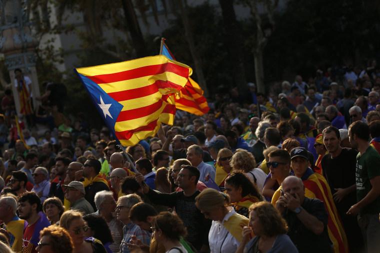 Image: Catalonia Regional Parliament