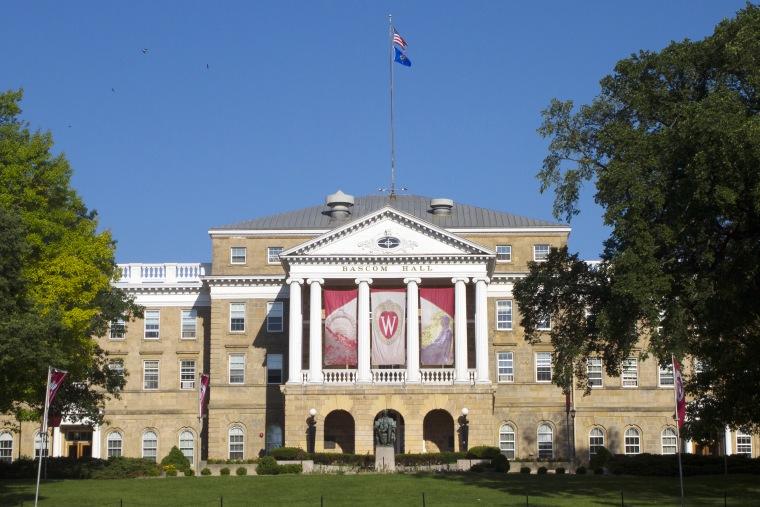 Image: Image: University of Wisconsin-Madison on July 10, 2014, in Madison, Wisconsin