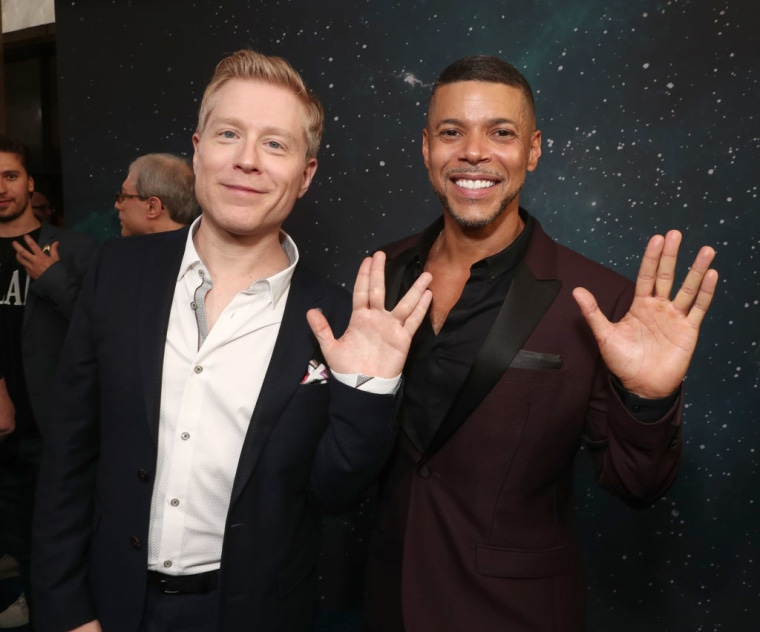 "Premiere Of CBS's ""Star Trek: Discovery"" - Red Carpet"