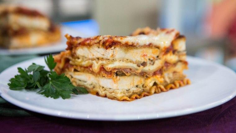 Tasty's Chicken Parm Lasagna