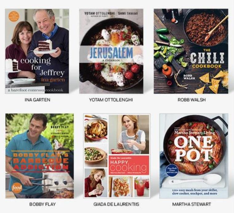 Penguin Random House Cookbook Sets