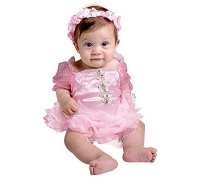 Baby ballerina costume