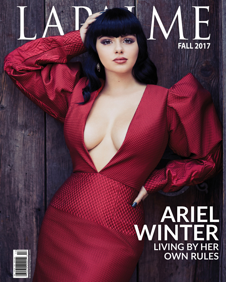 Ariel Winter LaPalme Magazine