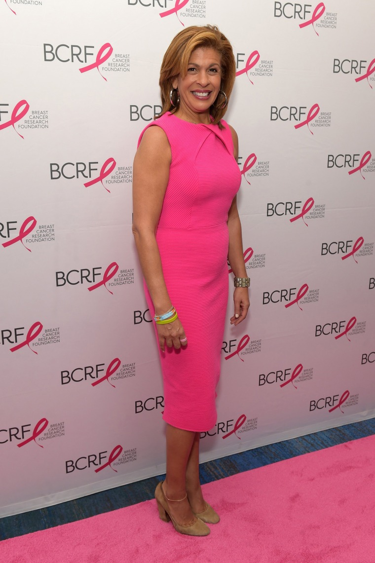 Image: Breast Cancer Research Foundation New York Symposium and Awards Luncheon - Arrivals