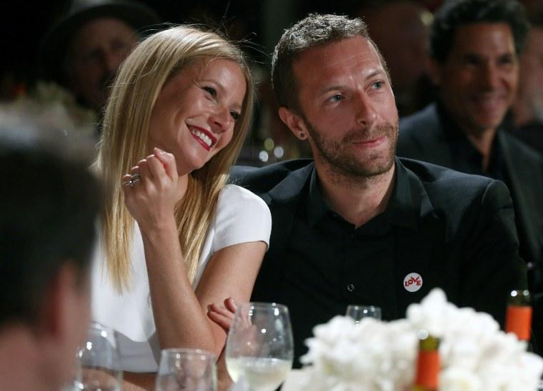 Image: Gwyneth Paltrow, Chris Martin