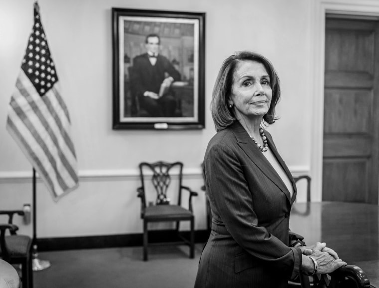 Image: House Minority Leader Nancy Pelosi