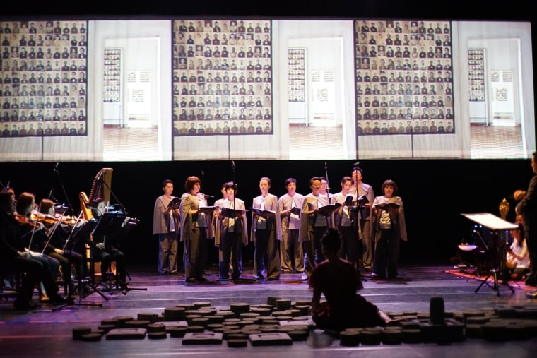 """Bangsokol: A Requiem for Cambodia"" memorializes the victims of the Cambodian genocide."