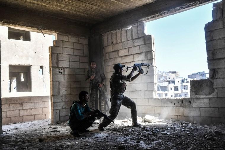 Image: SYRIA-CONFLICT-RAQA