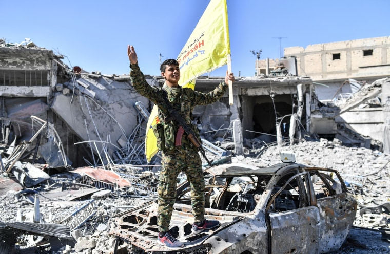 Image: SYRIA-RAQA-CONFLICT
