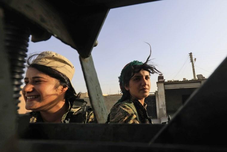Image: SYRIA-CONFLICT