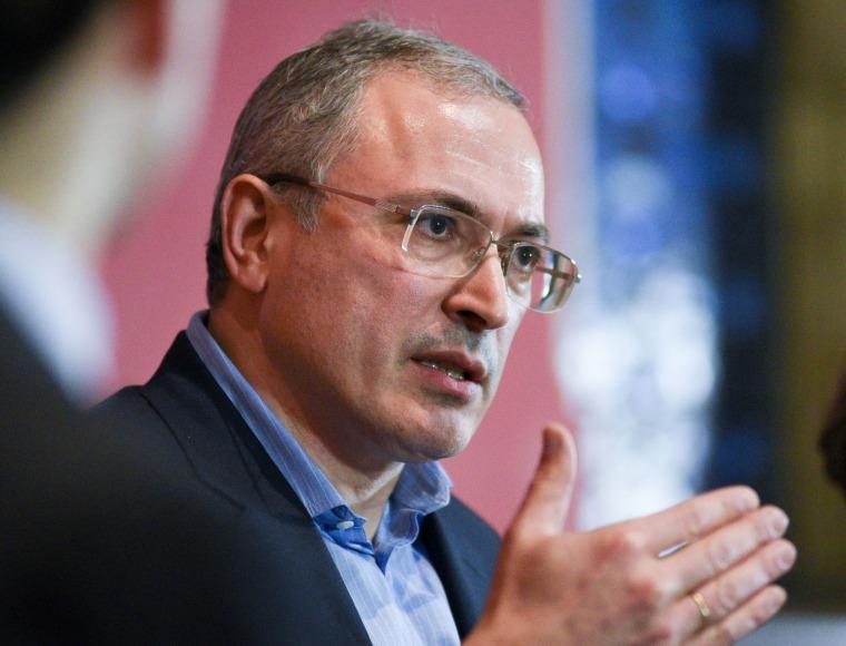 Image: Mikhail Khodorkovsky