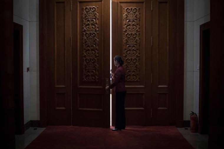 Image: CHINA-POLITICS-CONGRESS