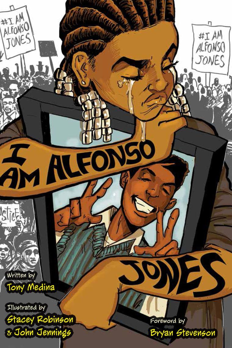 I Am Alfonso Jones by Tony Medina.
