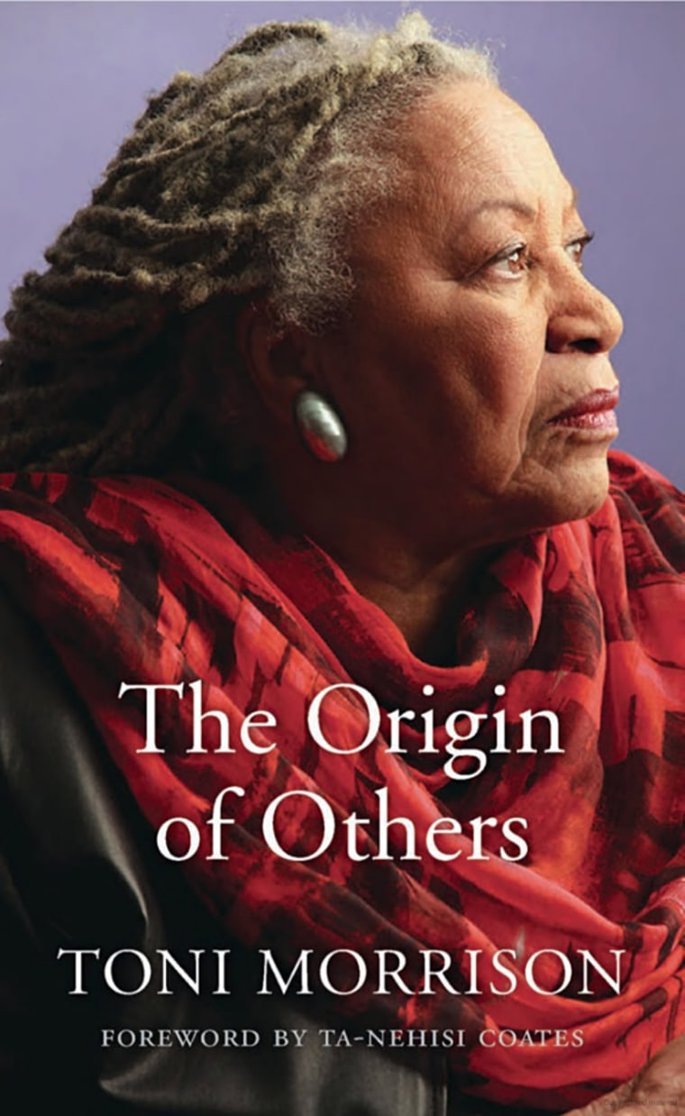 The Origins of Others by Toni Morrison