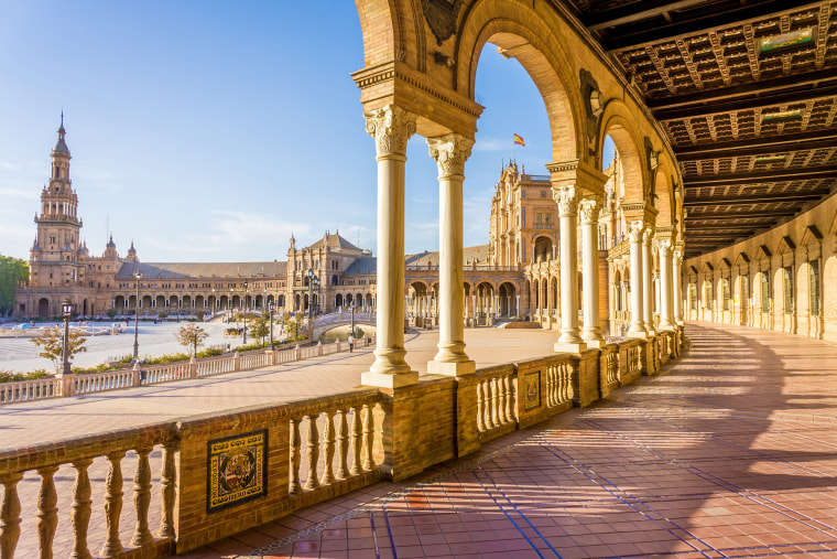 Best travel destinations for 2018: Seville, Spain