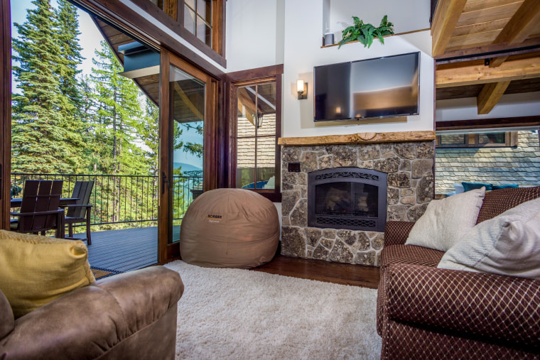 Ski house rental