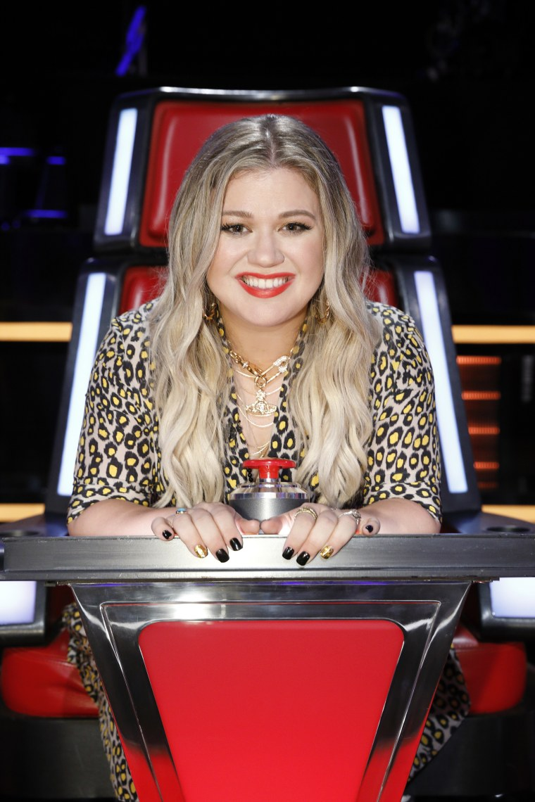 Kelly Clarkson reveals why she chose 'The Voice' over