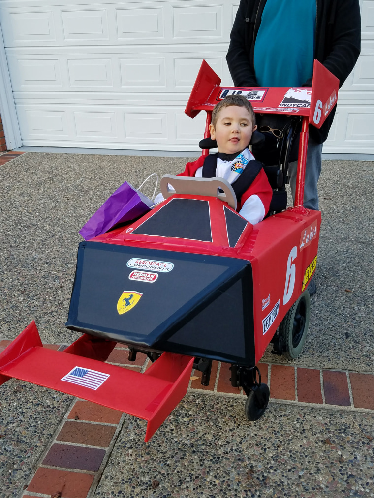 costumes for kids in wheelchairs