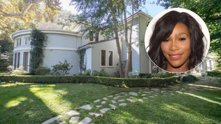 Serena Williams lists her Bel Air home for sale