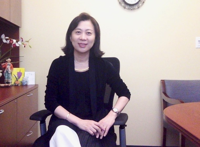 Eun-Ok Im, a professor and researcher at the Duke University School of Nursing.