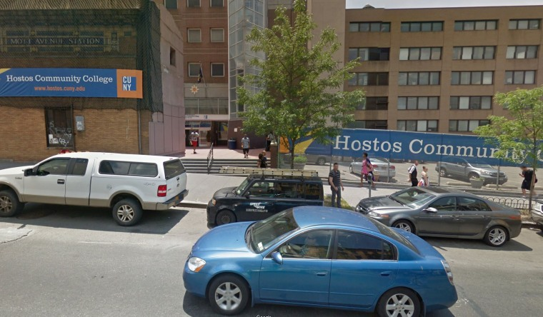Image: Hostos Community COllege