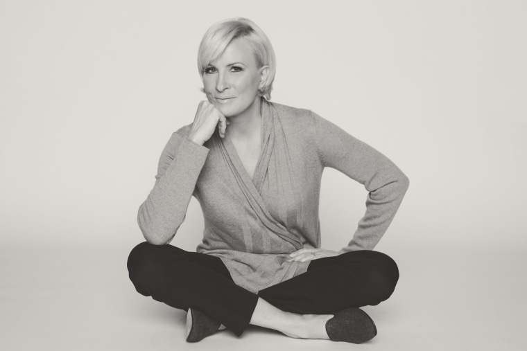 Know Your Value founder and Morning Joe co-host Mika Brzezinski.