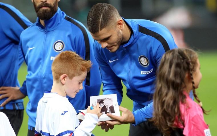 Image: Inter FC vs UC Sampdoria